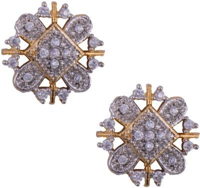 Mahaveer Pearls Magical & High Class Brass Stud Earring