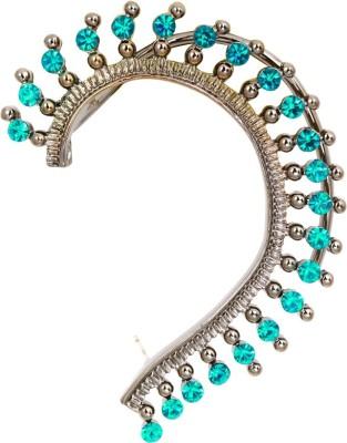 Madclozet Shield Metal Cuff Earring