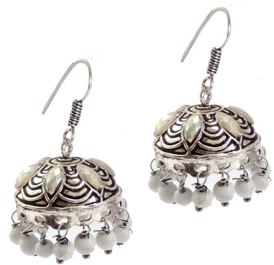 High Fashion Antique Metal Jhumki Earring
