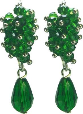 Dressme Designer Collection Crystal Clip-on Earring
