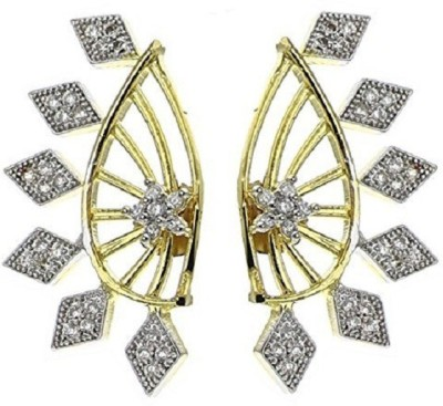 JDX Forever Cubic Zirconia Cuff Earring