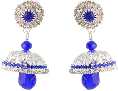 Razwada Stylish Dangle Alloy, Metal Jhumki Earring