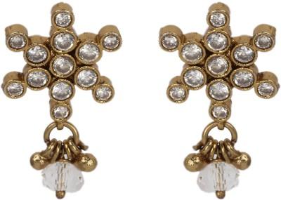 Maisha Modern Design in Gold Alloy Stud Earring