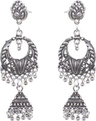 Saadgi Alloy Jhumki Earring