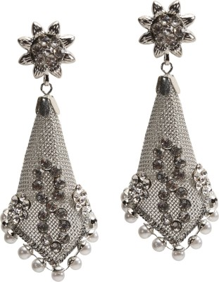 Medallion Collection Hangings Alloy Drop Earring