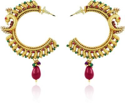BoBell Bo,Bell Exotic Wear Earrings Copper Drop Earring