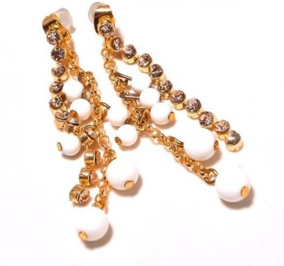 Sanaa Creations 1ERN96 Alloy Dangle Earring