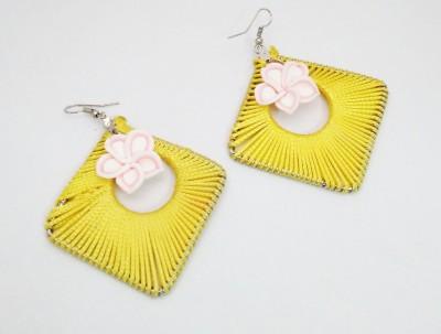 NEHASTORE Stylish Hanging Earring Pearl Alloy Dangle Earring