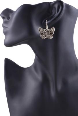 Arittra Super Style German Silver Dangle Earring