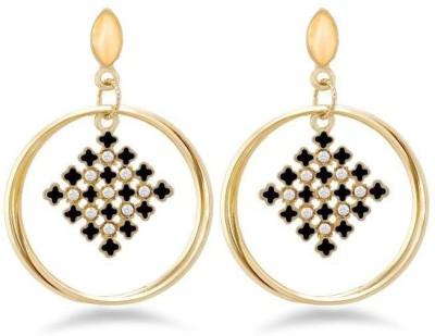 Jazz Jewellery Jazz JewelleryA D StoneEarringBrassDrop Earring Alloy Drop Earring