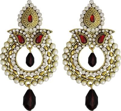 Aura Collection Statement06 Alloy Chandbali Earring