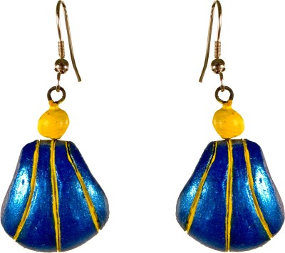 Retaaz Neelazukti Karnika II Terracotta Dangle Earring