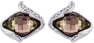Favola Winter Blink Swarovski Crystal Alloy Stud Earring