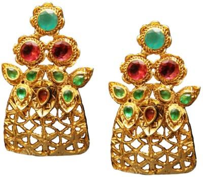 Dilan Jewels Antique Art Silver Dangle Earring