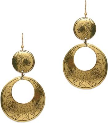 Jewel Paradise PMJPE-0102 Brass Dangle Earring