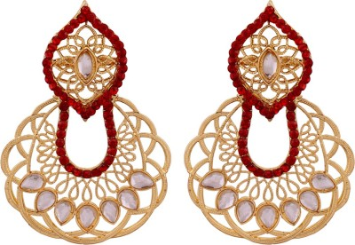 Vendee Fashion Stunning Design Alloy Chandelier Earring