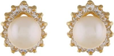 Classique DesignerJewellery Fashion Pearl Alloy Stud Earring