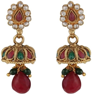 Panini M_17 Copper Jhumki Earring