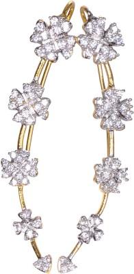 Navya Sparkling Cubic Zirconia Alloy Cuff Earring