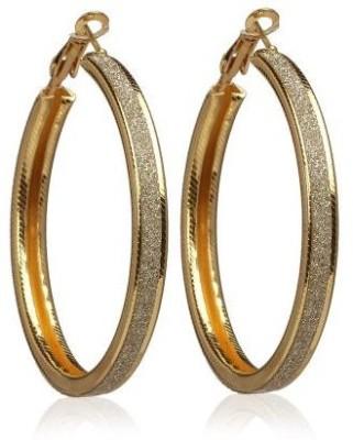ACW Big Circle Hoop Earrings Zinc Hoop Earring