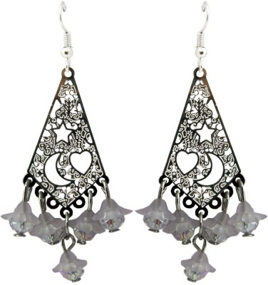 Sushito Temple Type Alloy Dangle Earring