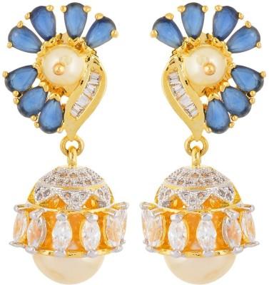 tsb RETAILS ER-0209 Brass Drop Earring