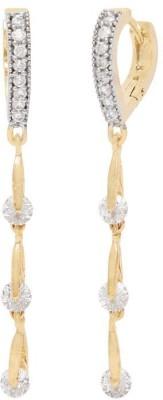 Shilpihandicrafts DIAMOND SPARKLE Alloy Clip-on Earring