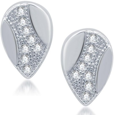 Sukkhi Exotic Micro Pave Cubic Zirconia Alloy Stud Earring