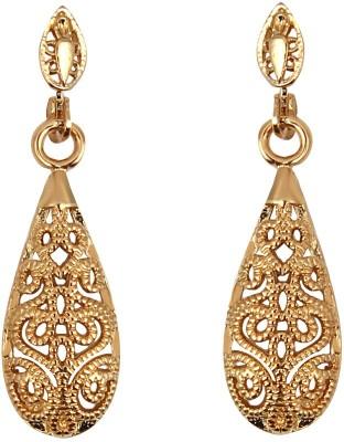 Jewelizer Just Like Diamonds Alloy Drop Earring