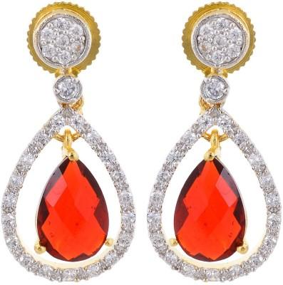tsb RETAILS ER-0153 Brass Dangle Earring