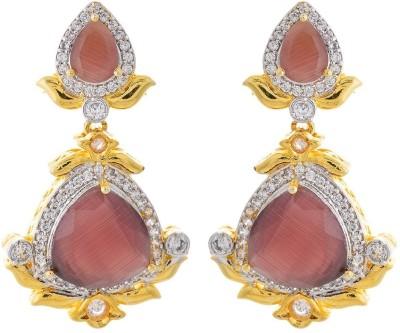 tsb RETAILS ER-0201 Brass Dangle Earring