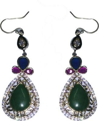 zenith jewels princess21 Brass Chandelier Earring