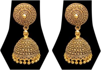 Triumphin Exotica Copper Jhumki Earring