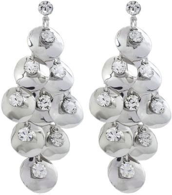 Gildermen GMEA4CKRR7 Cubic Zirconia Alloy Dangle Earring
