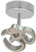 Men Style Best Quality Om Korean Made Stainless Steel Stud Earring