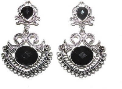 Arihant Jewels Spring Sparkle Alloy Chandbali Earring