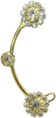 FashBlush Forever Young Moonshine Gemstone Alloy Cuff Earring