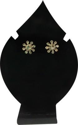 Verceys Fashion Jewellery Crystal Stud Earring