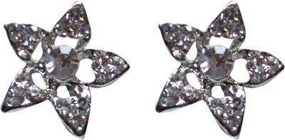 Gracent Star Silver Alloy Stud Earring