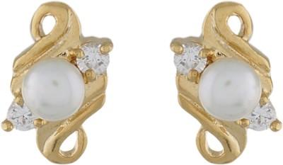 Classique DesignerJewellery Contemporary Pearl Alloy Earring Set