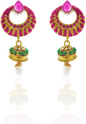 Sia Art Jewellery Alloy Drop Earring