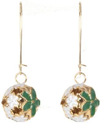 Fabulloso Metal Dangle Earring