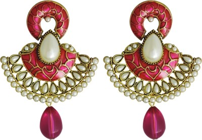 Aura Collection Statement27 Alloy Drop Earring