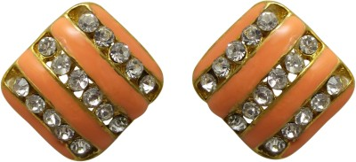 Maheshwari Fashion Crystal Alloy Stud Earring
