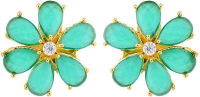 tsb RETAILS ER-0134 Brass Stud Earring