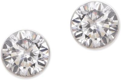 Watch Me Ripple Effect - Quartz, Topaz Sterling Silver Stud Earring