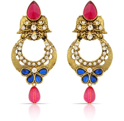 Luxor Designer Beauty Alloy Chandbali Earring