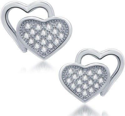 Sukkhi Eye-Catchy Micro Pave Cubic Zirconia Alloy Stud Earring