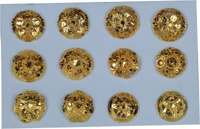 Ankur Brass Earring Set