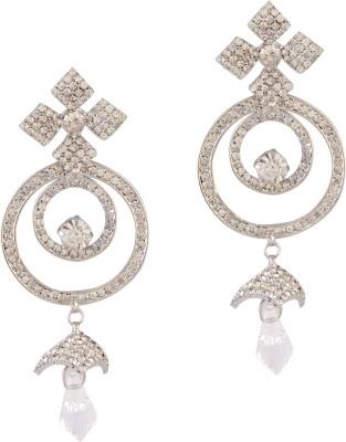 Mirror Princess Delight Copper Drop Earring